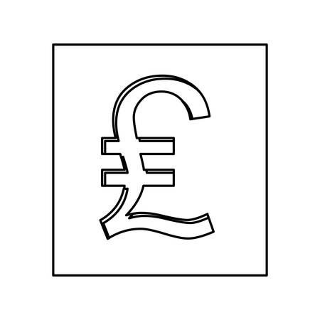 lira: Lira currency symbol icon image, vector illustration