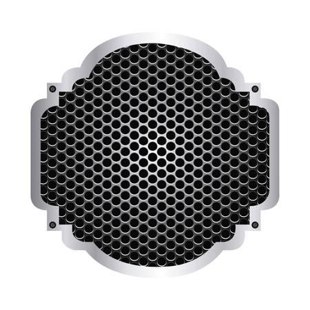 tools blank warnings icon, vector illustration image design