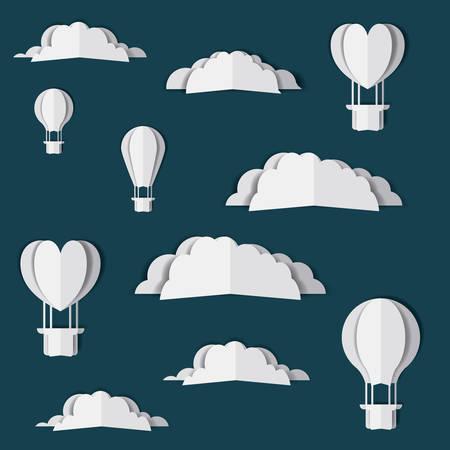 Hot air balloon images