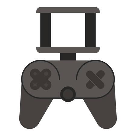 video game control technology vector illustration design Foto de archivo - 101852815