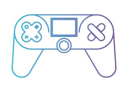 video game control technology vector illustration design Foto de archivo - 102841556
