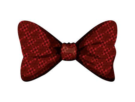 elegant bowtie ribbon icon vector illustration design 일러스트