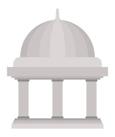 bank building isolated icon vector illustration design 일러스트