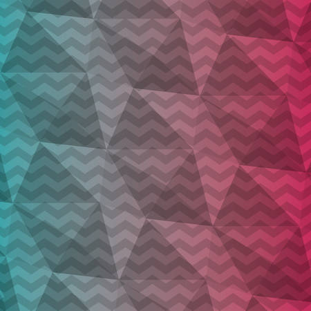 colorful abstract spectrum pattern vector illustration design