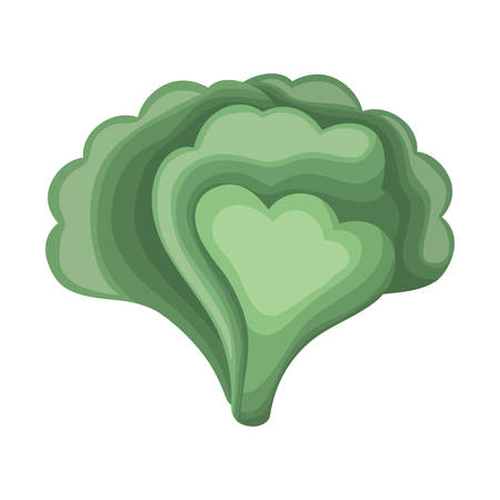 beautiful leafs isolated icon vector illustration desing