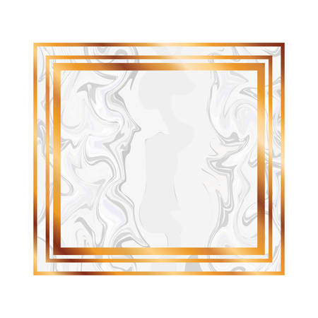 card with marble texture icon vector illustration design