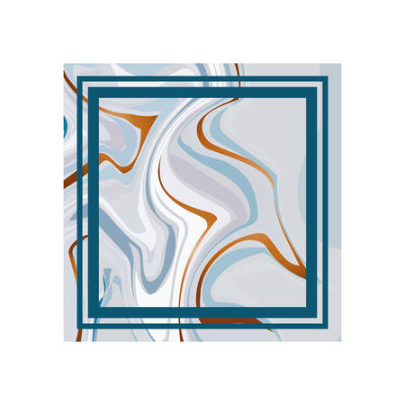 card with marble texture icon vector illustration design 일러스트