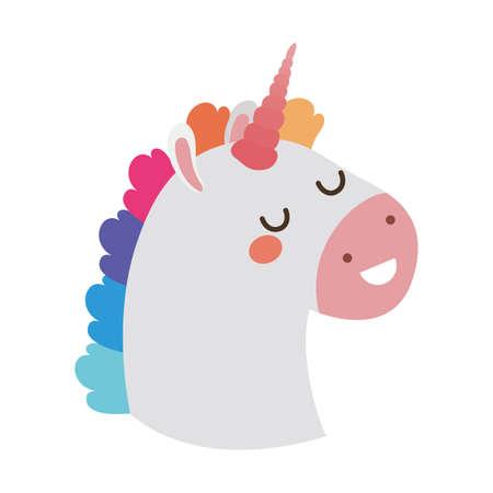 lgtbi unicorn design, Pride day love sexual orientation and identity theme Vector illustration