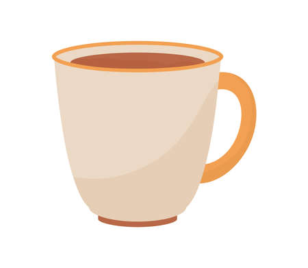 cup of coffee isolated icon