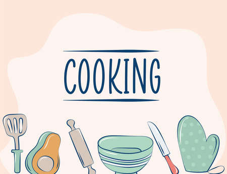 cooking items design