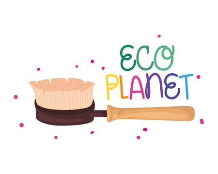 eco planet label