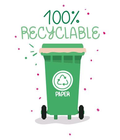 sustainable label representation