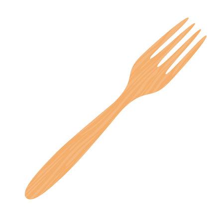 wooden fork design