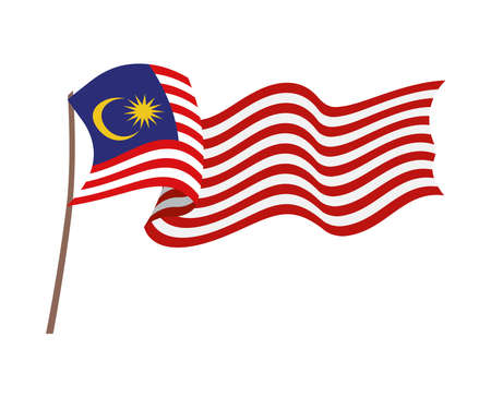 malaysia flag representation