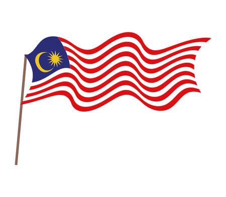 malaysia nation flag