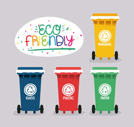 eco friendly bins
