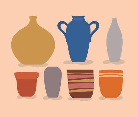 vases designs set