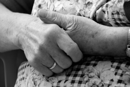 resilience: Patient Hands