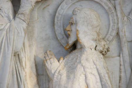 stephen: Statua di Santo Stefano a Budapest Ungheria