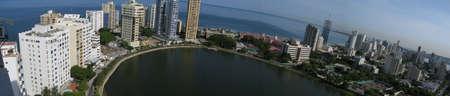 caribe: CArtagena Stock Photo