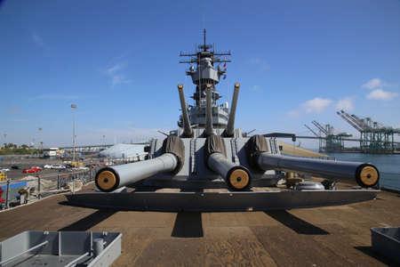 world war 2: USS Iowa, World War 2 battleship