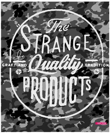 slogan: Camiseta del lema, gráfico fragancia para la moda