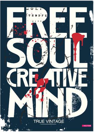 slogan: Slogan typography, t-shirt graphics, vectors