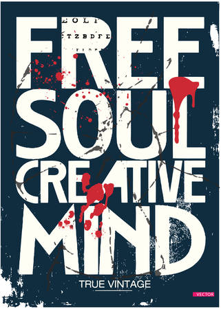Slogan typography, t-shirt graphics, vectors