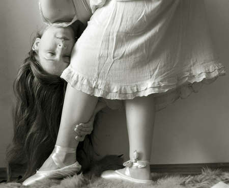ballerina pose photo