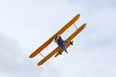 Airplane Trainer Flight