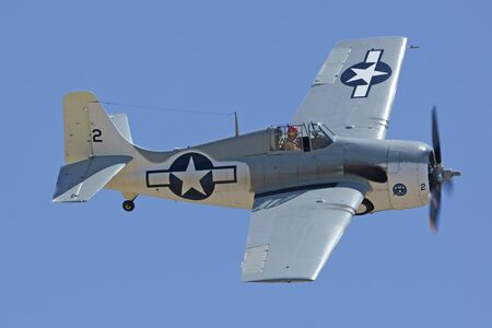 bomber: WWII Bomber Airplane at 2015 Air Show