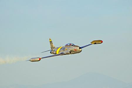 etoiles filante: Jet avion T-33 Shooting Star