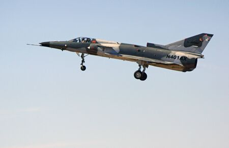 california delta: Jet airplane take-off at air show