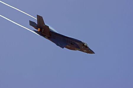 stealth: Jet stealth fighter Marines F-35 Lightning Editorial