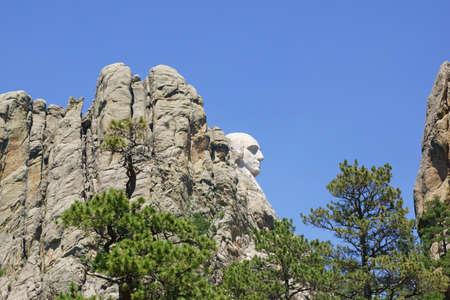 mount rushmore: Mount Rushmore National Monument at South Dakota