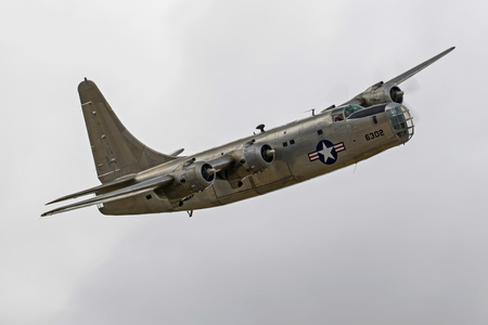 Airplane Consolidated PB4Y-2 Privateer