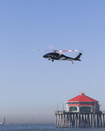 Helicopter Orca at Huntington Beach Airshow Sajtókép