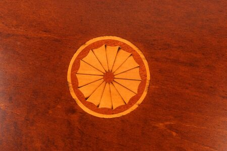 inlaid: Inlaid wood