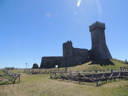 Fortress of Radicofani, Tuscany (Italy)