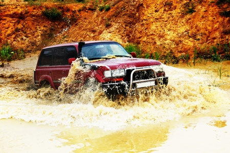 offroad: Off roading thrill