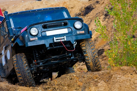 4wd: Off roading thrill