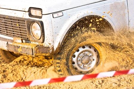 fourwheeldrive: Off roading thrill