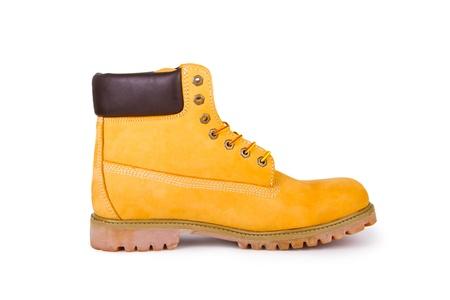 Hommes jaunes Banque d'images - 18466865