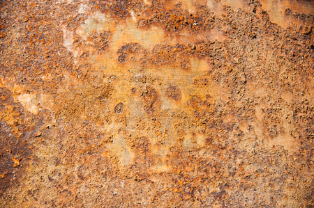 rusty background: Rusty metal. Old rusty metal background and texture Stock Photo