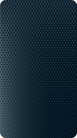 Colorful abstract circles paint background. Modern screen vector design for mobile app Ilustración de vector