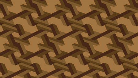 Abstract seamless background. Noise structure with tiles. Vector image