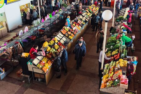 Pike Place Market Produce