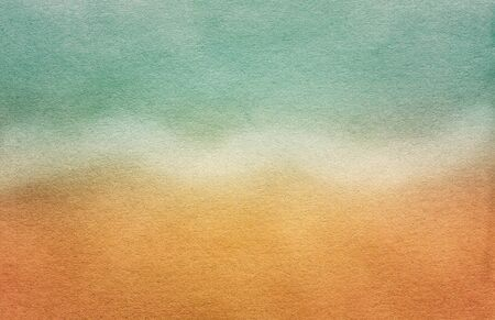 Watercolor paper texture for artwork Stock Photo