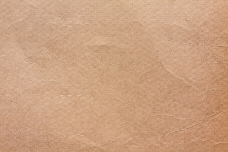 Brown paper texture for artwork Stock Photo