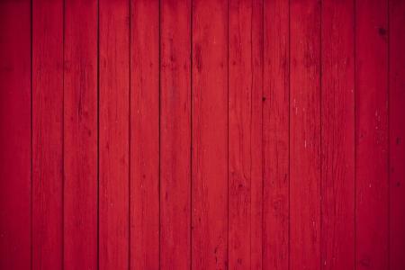 rode houten planken als achtergrond
